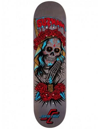 "Skateboard Santa Cruz Guzman Muerte Bae 8.2"" (solo tabla)"