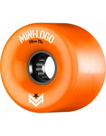 Mini Logo ASOL A CUT 59mm 78a Verdes (set 4)