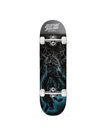 "Skateboard Creature Weedotter P2 8.6"" (Completo)"
