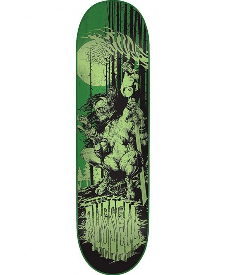 "Skateboard Creature Russel Bestial 8.6""  (completo)"