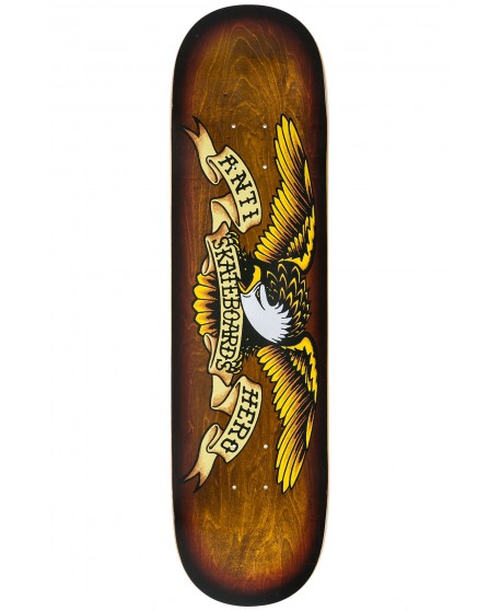 "Skateboard Anti Hero Sunburst Eagle 8.5"" (solo tabla)"