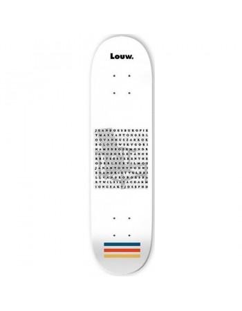 "Skate Louw de names 8.5""  (solo tabla)"