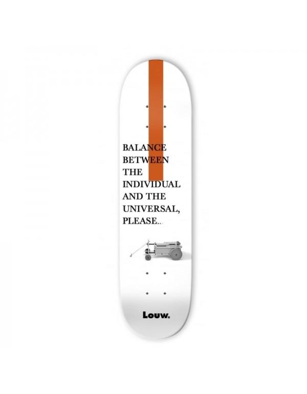 """Skate Louw de Manifesto 8.375""""  (solo tabla)"""