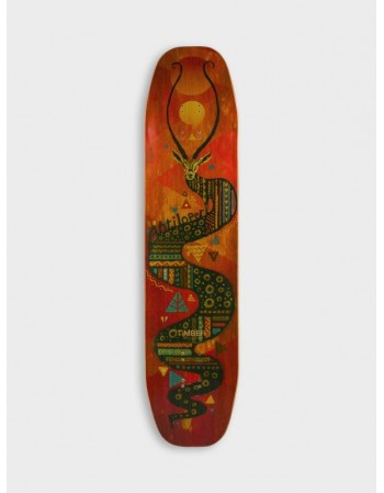 Longboard Timber Antiloper DK (solo tabla)