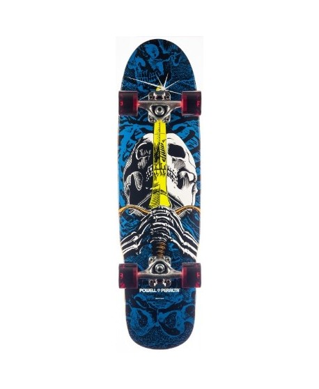 "Skateboard Powell Peralta Mini Skull & Sword 8"" (Completo)"