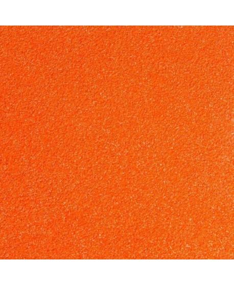 """Lija 11"""" (28 cm) x 10 cm Normal Naranja"""