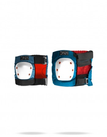 DNA Blue Knee & Elbow Kid Pack