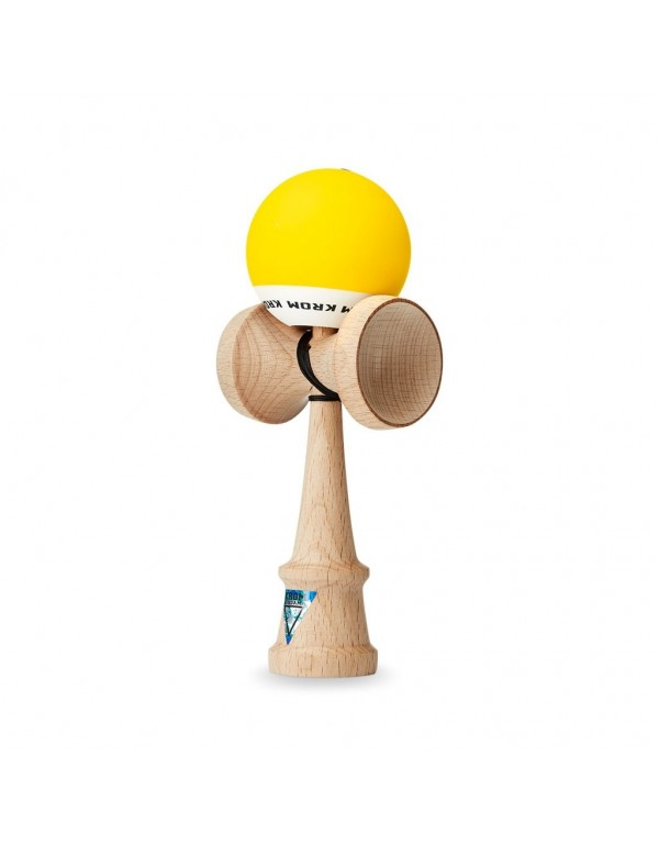 Krom Kendama POP Amarillo