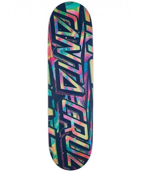"Skateboard Santa Cruz Acid Strip Everslick 8,5"" (Solo tabla)"