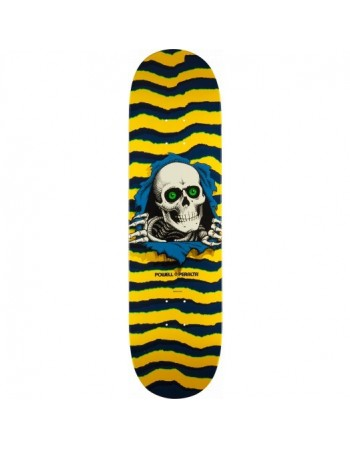 Skateboard Powell Peralta Premium Ripper Yellow (solo tabla)