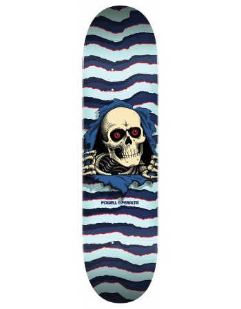 "Skateboard Powell Peralta Premium Ripper Lt. Blue 9"" (solo tabla)"