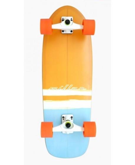 """Surfskate Miller New Mundaka 30"""" Completo"""