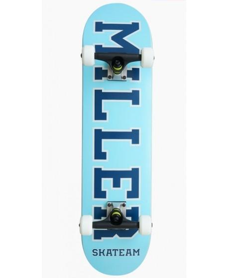 """Skateboard Miller Team 8"""" (Completo)"""