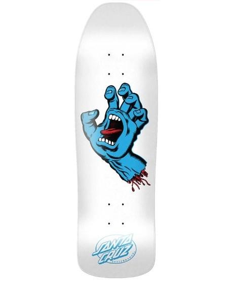 "Skateboard Santa Cruz Screaming Hand Pre Issue 9,35"" (Solo Tabla)"