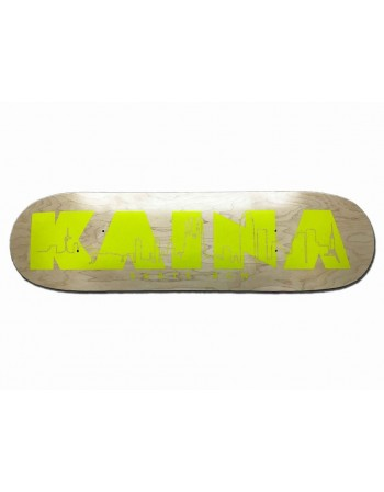 "Skateboard Kaina Skate Bcn 8.75"" Natural (solo tabla)"