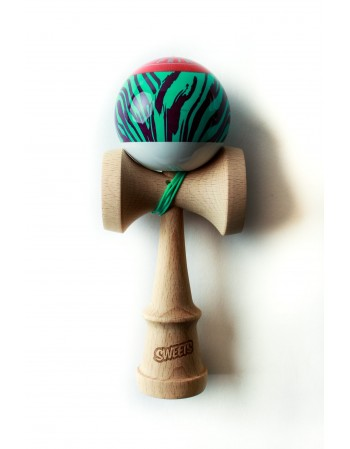 Kendama Sweet Prime Grain Split 2.0 CMYK