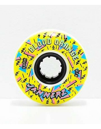 Ruedas Longboard Blood Orange Jammerz 69mm 82a