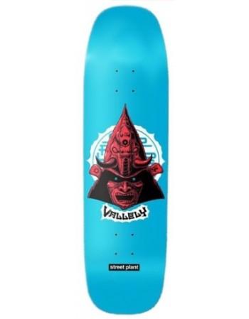 "Skateboard Street Plant Samurai Head 9"" (Solo Tabla)"