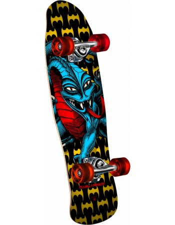 "Skateboard Powell Peralta Mini Cab Dragon II 8"" Completo"