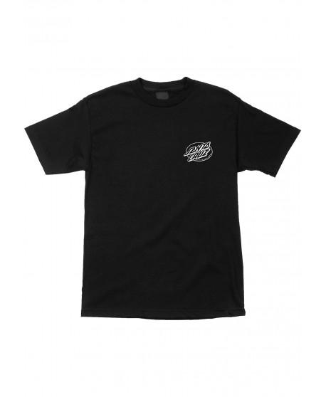 Camiseta Santa Cruz Winkowski Primeval Blackout