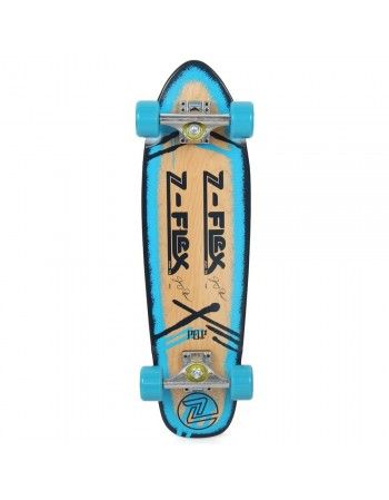 Cruiser Z-Flex Jimmy Plumer Pop Spray Blue (Completo)