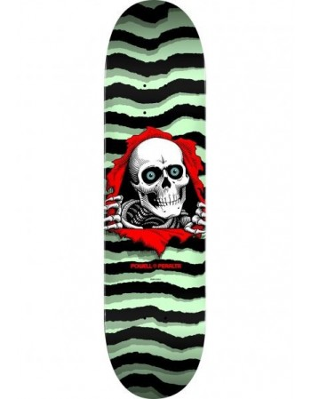 "Skateboard Powell Peralta Ripper Pastel Green 8"" (solo tabla)"