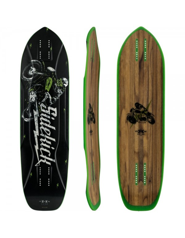 Longboard Moonshine Sidekick (Tabla sola)