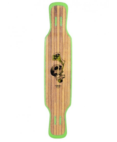 Longboard Moonshine Pro Tucker (Tabla sola)