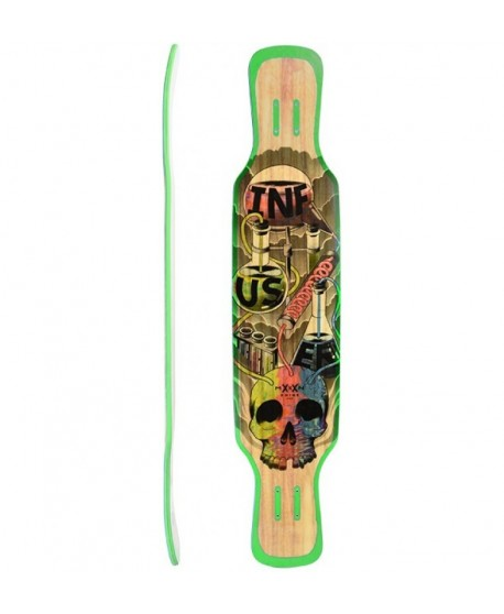 Longboard Moonshine Infuser Natural (Tabla sola)