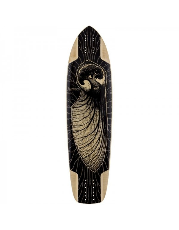"Longboard Pantheon Embryo V2 36,5"" (solo tabla)"