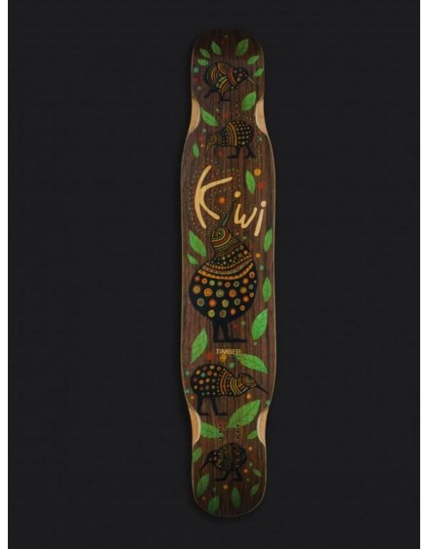 Longboard Timber Kiwi (completo)