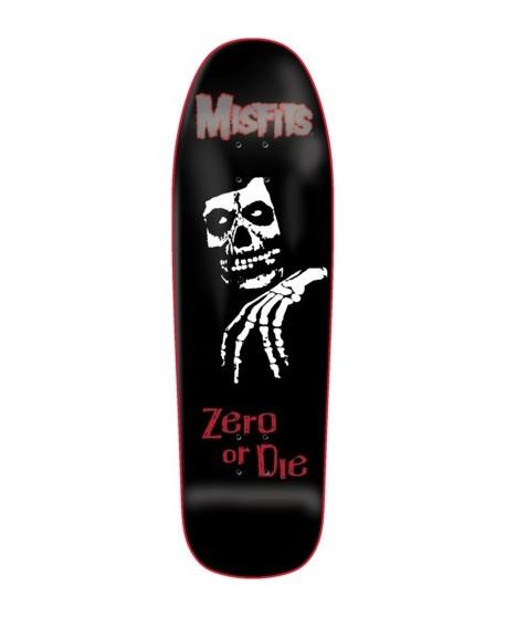 """Skateboard Zero Skateboards x Misfits LEGACY 9,5"""" (Solo Tabla)"""