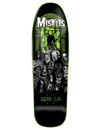 "Skateboard Zero Skateboards x Misfits A.D 9,5"" (Solo Tabla)"