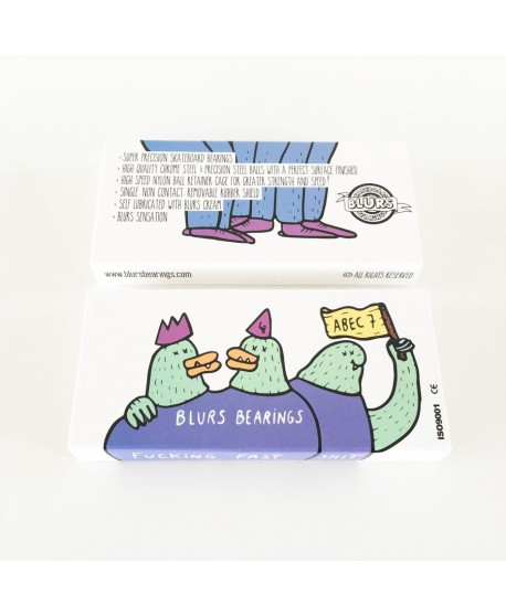 Rodamientos Blurs Bearings ABEC 7