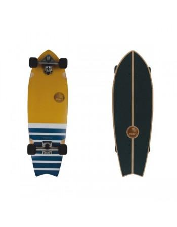 "Surfskate Slide Fish Marrajo 32"" (Completo)"