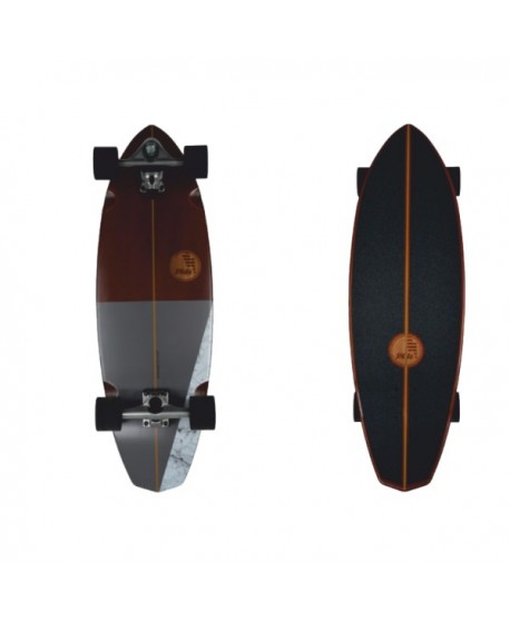 "Surfskate Slide Diamond Koa 32"" (Completo)"