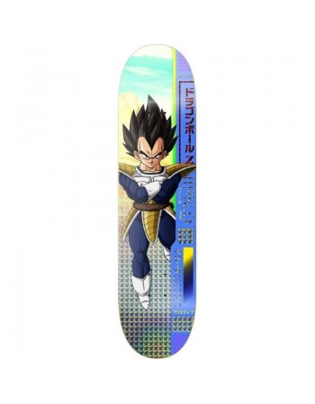 "Skateboard Primitive Dragon Ball Z McClung Vegeta 8.25"" (solo tabla)"