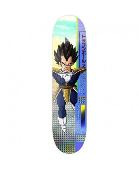"Skateboard Primitive Dragon Ball Z McClung Vegeta 8.25"" (solo tabla)"