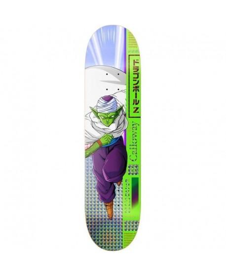 """Skateboard Primitive Dragon Ball Z Calloway Piccolo 8.5"""" (solo tabla)"""