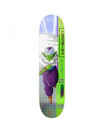 "Skateboard Primitive Dragon Ball Z Calloway Piccolo 8.5"" (solo tabla)"