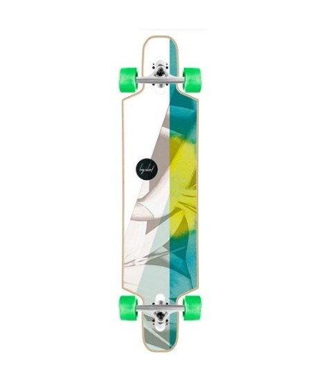 "Longboard Long Island Green Tea Essential 37"" (completo)"