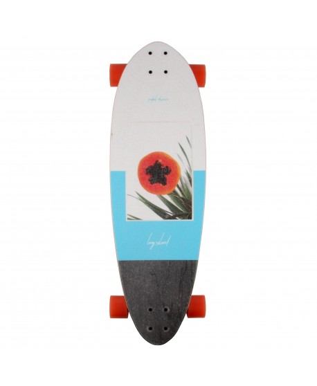 "Longboard Long Island Motion 32,75"" Mini Pintail  (completo)"