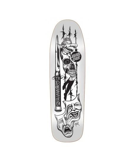 "Skateboard Santa Cruz Dressen Vunoir Preissue 9,31"" (Solo tabla)"