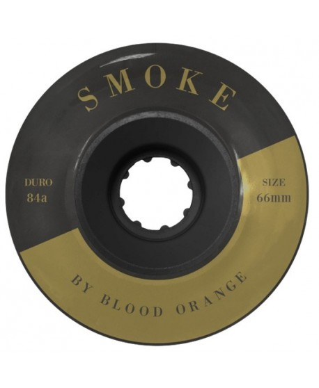 Ruedas Longboard Blood Orange Smoke 84a 66mm