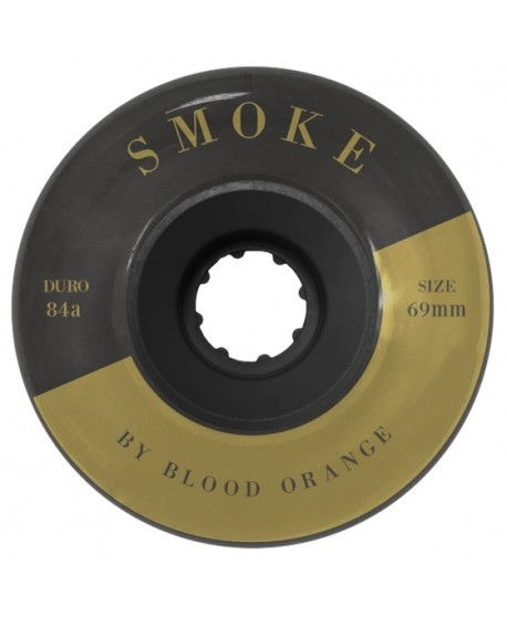 Ruedas Longboard Blood Orange Smoke 84a 69mm