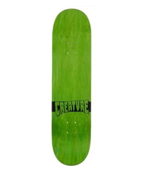 "Skateboard Creature Logo Wash MD 8.25"" (solo tabla)"