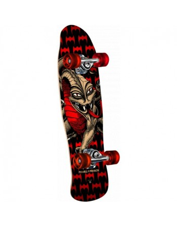 "Skateboard Powell Peralta Mini Cab Dragon Black 8"" Completo"