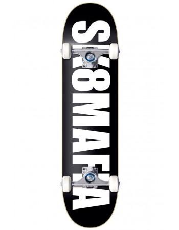 """Skateboard Sk8mafia OG Logo Black 7,75"""" (Completo)"""