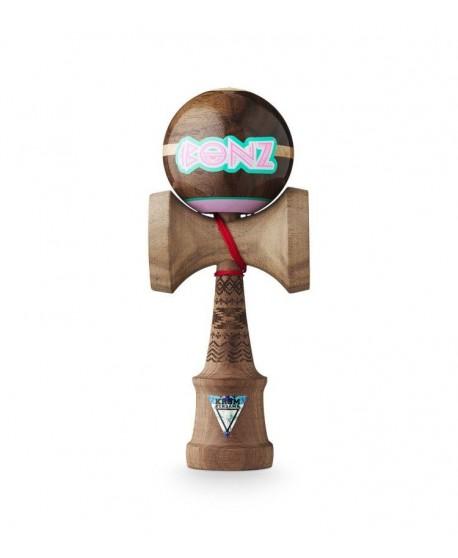 Krom Kendama Headshot Walnut Bonz Atron pro mod  Edición Limitada