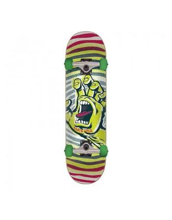 "Skateboard Santa Cruz Off Hand 7,75"" (Completo)"
